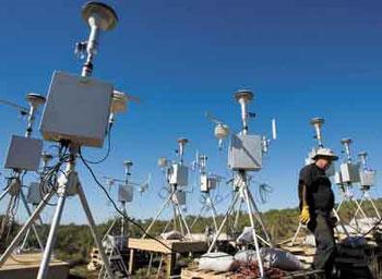 air quality monitoring gas