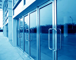 glass insulation gas