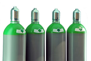 specialty calibration gas cylinders
