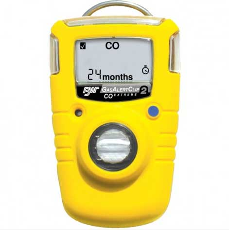 workplace gas monitor
