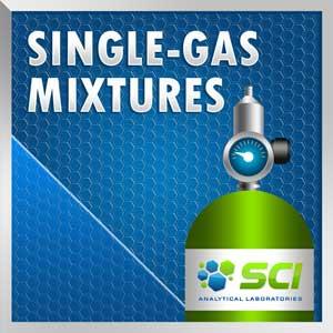 single gas mixtures