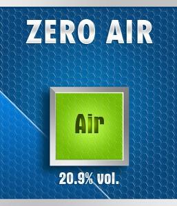 Gasco 1: Zero Air Calibration Gas – 20.9% vol.