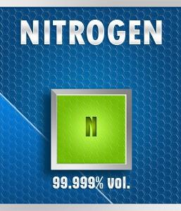 Gasco Bump Test 114: Nitrogen (N) 99.999% vol. Calibration Gas