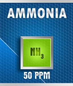 Gasco 14-50: Ammonia (NH3) Calibration Gas – 50 PPM