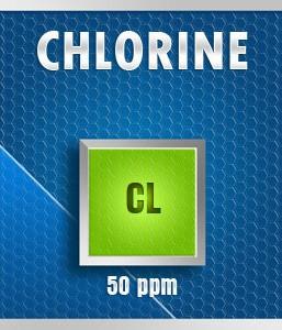 Gasco 252-50: Chlorine (Cl) Calibration Gas – 50 PPM