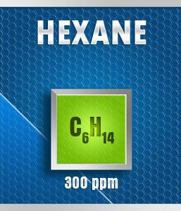 Gasco Bump Test 289-300: Hexane (C6H14) Calibration Gas – 300 PPM
