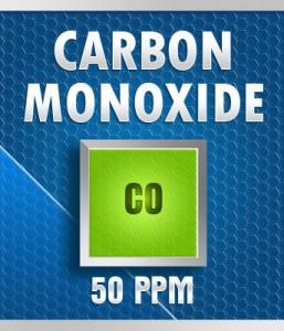 Gasco Bump Test 49-50: Carbon Monoxide (CO) Calibration Gas – 50 PPM