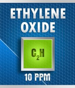 Gasco 61-10: Ethylene Oxide (C2H) Calibration Gas – 10 PPM