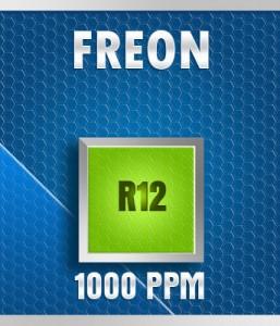 Gasco Bump Test 79-1000: Freon R12 Calibration Gas – 1000 PPM