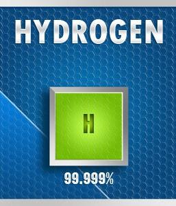 Gasco 83: Hydrogen (H) 99.999% vol. Calibration Gas