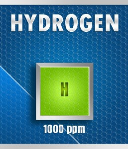 Gasco 92-1000: Hydrogen (H) Calibration Gas – 1000 PPM