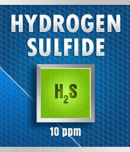Gasco Bump Test 98-10: Hydrogen Sulfide (H2S) Calibration Gas – 10 PPM