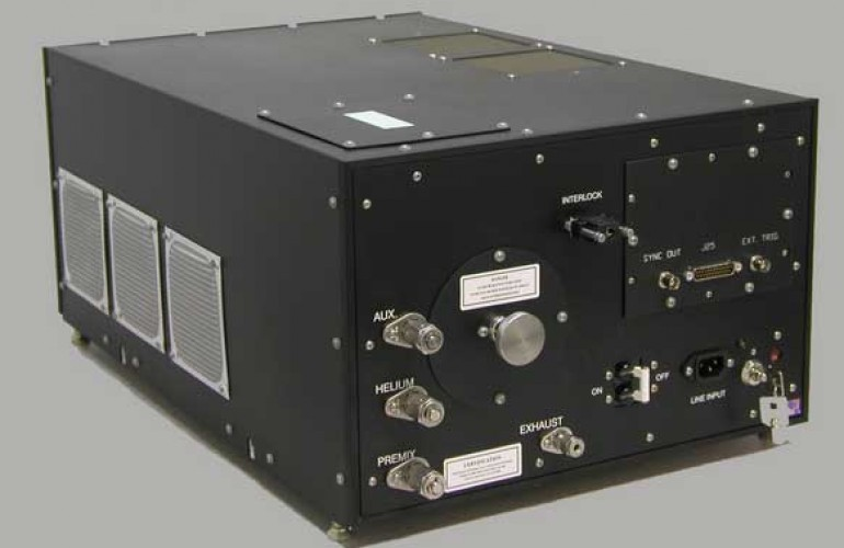 semiconductor excimer laser gases