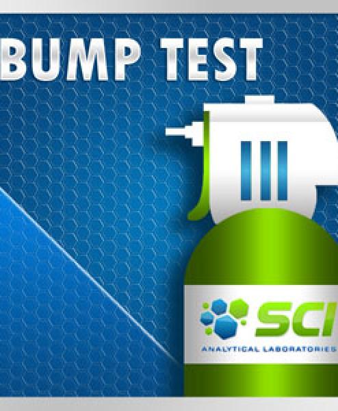 Single Gas Bump Test
