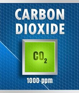 Gasco Bump Test 37-1000: Carbon Dioxide (CO2) Calibration Gas – 1000 PPM