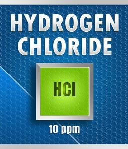 Gasco HCL-10: Hydrogen Chloride (HCI) Calibration Gas – 10 PPM