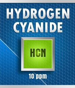 Gasco HCN-10: Hydrogen Cyanide (HCN) Calibration Gas – 10 PPM