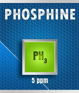 Gasco PH3-5: Phosphine (PH3) Calibration Gas – 5 PPM