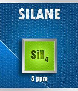 Gasco SIH4-10: Silane (SiH4) Calibration Gas – 5 PPM